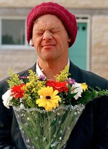 flores-hombre