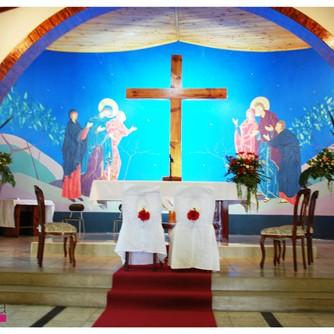 Decración Floral Matrimonio Iglesia