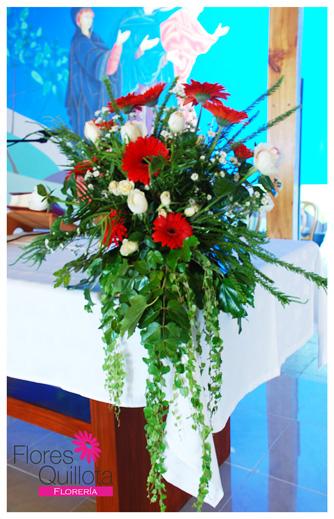 Decoración Floral Matrimonios