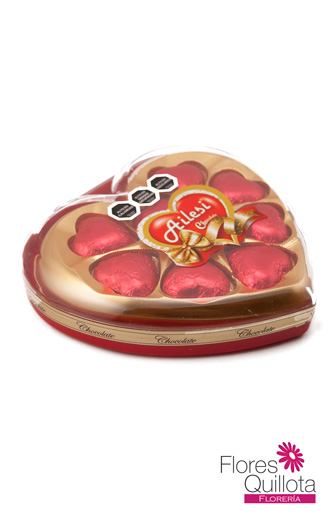 Chocolates-Corazón