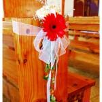Decoración Floral Matrominio Iglesia