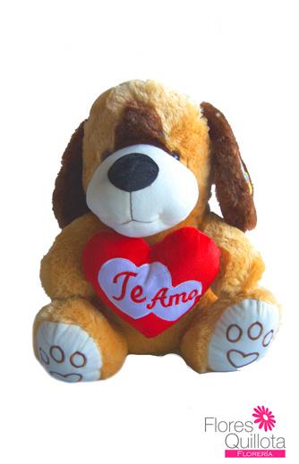 Peluche-Perro