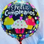 globo feliz cumpleaños 1