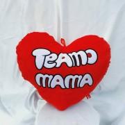 corazon te amo mamá